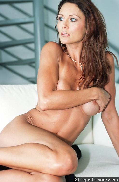 Sexy tits ass stripper
